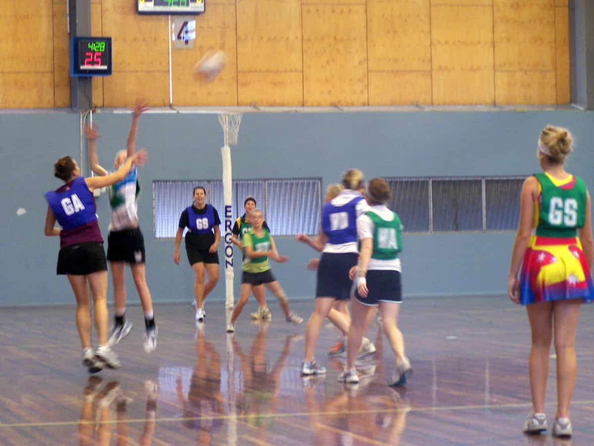 Netball Camps